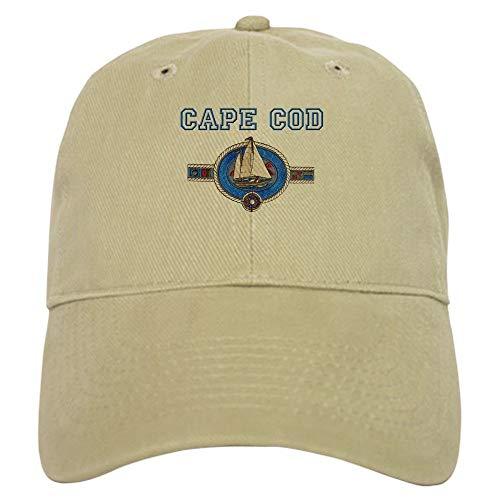 Cape Cod 1 Cap Baseball Cap with Adjustable Closure Unique Printed Baseball Hat