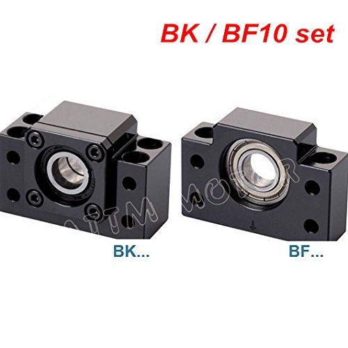 1pcs BK20 Ballscrew End Supports ballscrew End Support CNC Parts