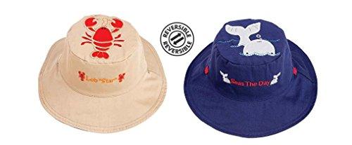 Flapjacks UV 2 IN 1 Both-Sided Baby Hat Cap