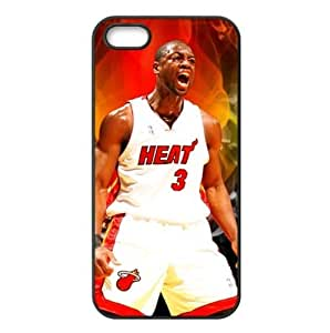 Special Designed iPhone 5/5s TPU Case with Orlando Magic Team Logo for NBA Fans (Laser Technology)-by Allthingsbasketball
