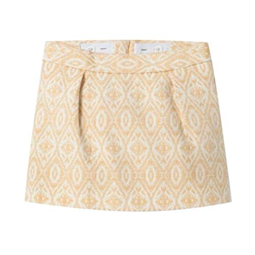 Toddler Girls' Jacquard A Line Skirt - Genuine Kids from OshKosh - 18 Months Gold