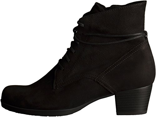 Gabor 56.635G Womens Booties Black f1Ql4CK