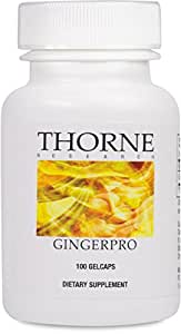 Thorne Research - GingerPro - 100 Gelcaps