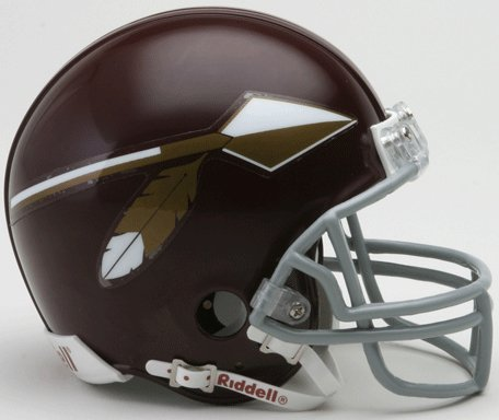 Riddell Washington Redskins Mini Throwback Helmet (Washington Mini Nationals Riddell Helmet)