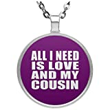 Best Cousins Charms - All I Need is Love and My Cousin Review