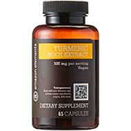 Amazon Elements Turmeric Root Extract 500 mg, 65 Capsules