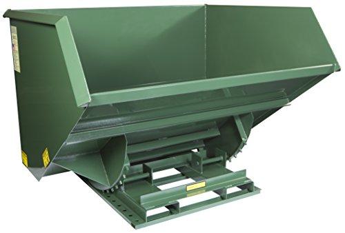 Vestil Self-Dump Heavy Duty Hopper 4 Cu Yd 6K (Duty Hopper Bin Heavy)