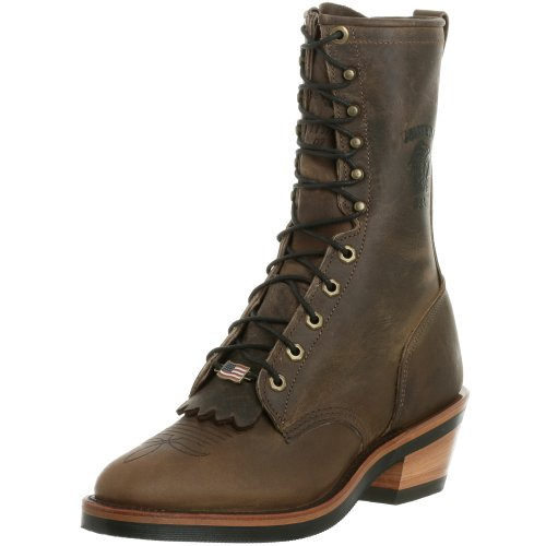 "Chippewa Men's 10"" 29406 Arroyos Boot - Bay Apache - 8 2E US"