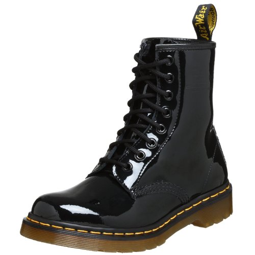 Dr Martens 1460 Boots (Patent Black)