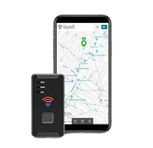 (Spytec STI 2019 Model GL300MA GPS Tracker- 4G LTE Mini Real Time GPS Tracking Device for Cars, Vehicles, Kids, Spouses, Seniors, Equipment, Valuables)