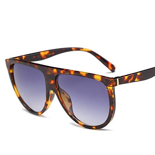 Amazon.com: Gafas de sol de marco grande y elegante para ...