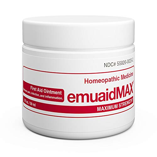 Emuaidmax 174 Ointment Antifungal Eczema Cream Maximum