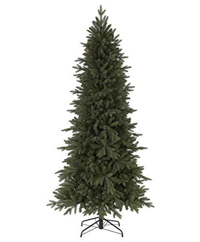 Amazon.com: Tree Classics Kennedy Fir Narrow Artificial Christmas ...