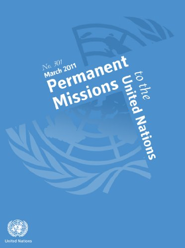 Permanent Missions to the United Nations, March 2011