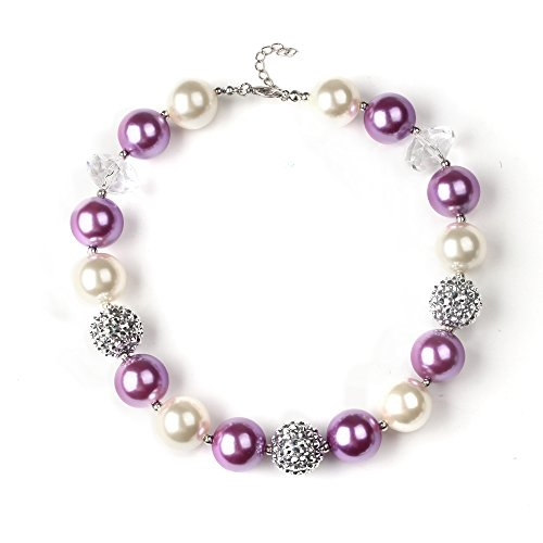 Girls Beaded Necklace - 5