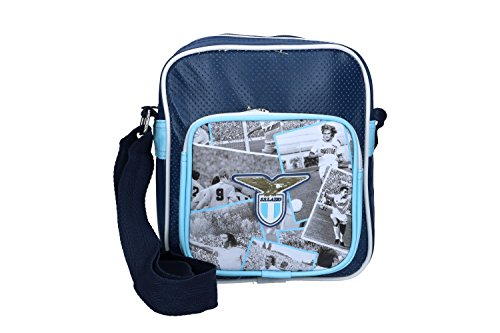 Umgehängt herren LAZIO ENZO CASTELLANO blau bandolier bag VF168