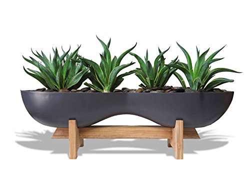Timbrell Planter w/ Stand - 42