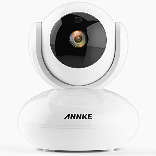 ANNKE HD Wireless WiFi IP Camera, 1.0Megapixel Security Came