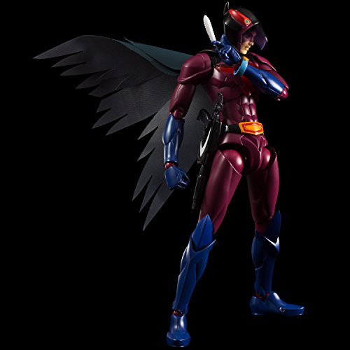 Sentinel Battle of the Planets Tatsunoko Heroes Fighting Gear Gatchaman G2 Action Figure