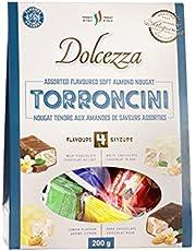 Dolcezza Torroncini Assorted Soft Almond Nougat