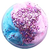 Tricolor Fairy Cloud Slime Mud, Fairy Cloud Crystal Sand Cotton Clay Toys Squishy Scented Stress Relief