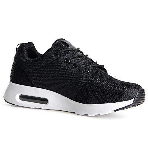 Donna Black Donna topschuhe24 Black Sneaker topschuhe24 Ny Ny topschuhe24 Sneaker H1nSEw5q