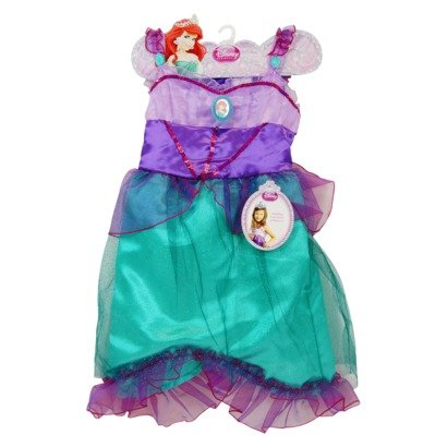 Princess Spring Disney (Disney Princess Ariel Little Mermaid Spring Sparkle Dress 4-6x)