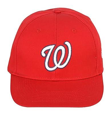 Washington Nationals ADULT Adjustable Hat MLB Officially Licensed Major League Baseball Replica Ball Cap