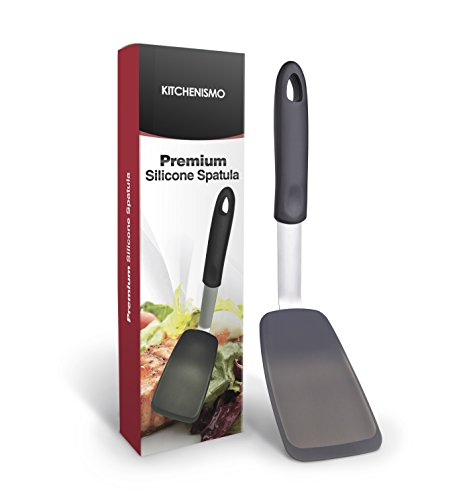 Silicone Spatula Heat Resistant Flexible Recipes product image