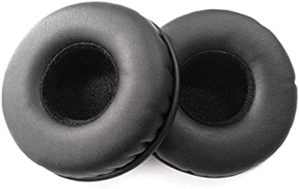 Upgrade Ear Pad Pads Earpad Replacement Cushion for Sony MDR-NC6 K81 K518 Headset Headphone