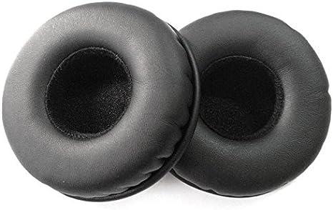LEORX A Pair of PU Foam Headphones Earpads Ear Cushions for AKG K518 K518DJ K518LE K81 SONY MDR-NC6