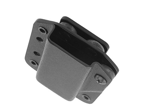 - Precision Holsters, Glock 9mm/40cal Mag Pouch, Horizontal or Vertical carry, Glock mag pouch