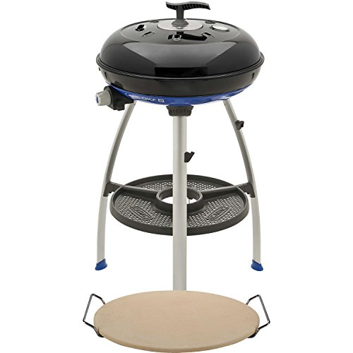Cadac 8910-20/98368-US-KIT Carri Chef Portable Grill & Pizza Stone Cadac