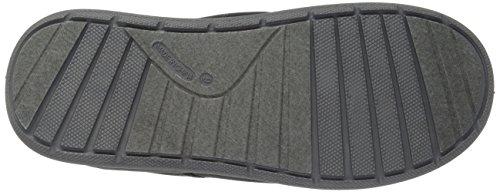 Dockers Heren Nathaniel Ultralichte A-lijn Premium Slippers Mocassin Zwart