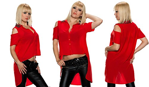 IL BAZAR - Camisas - para mujer Rojo