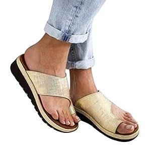 Erfula Zapatos De Mujer Cómodos con Plataforma Y Sandalias Zapatos De Viaje De Playa En Verano para Interiores Al Aire Libre Zapatillas: Amazon.es: Deportes ...