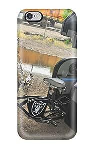 Brand New 6 Plus Defender Case For Iphone (oaklandaiders Ustom Lowrider )