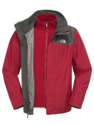 THE NORTH FACE Herren Shelljacke Evolve II Triclimate