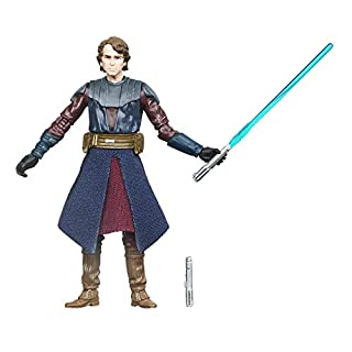 """Star Wars The Vintage Collection Anakin Skywalker Toy, 3.75"""" Scale The Clone Wars Figure"""
