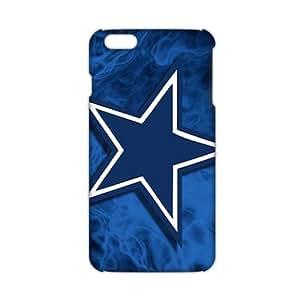 Evil-Store Blue unique star 3D Phone Case for iPhone 6 plus