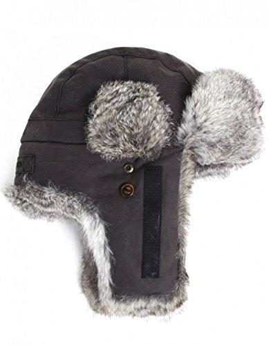 3dc66b03168 Stetson Boulder Fur Trapper Hat Black  Amazon.ca  Clothing   Accessories