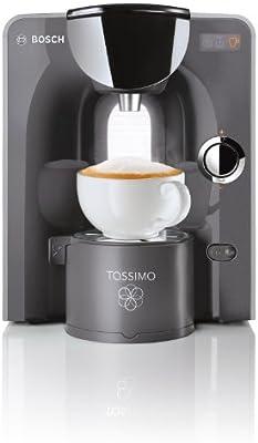 Bosch TAS 5541 - Cafetera monodosis Tassimo (Gris, Sensor, 221 mm ...