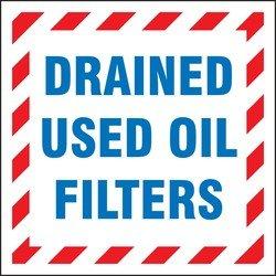 waste oil filter - 3