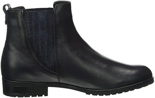 880 Caprice Blau Damen 25352 Comb Boots Chelsea Ocean qn0rTWqC
