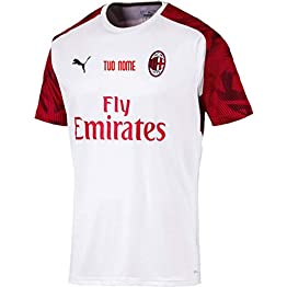 COOLBOY Maillot de Foot, 18-19 Inter Milan Home Replica Vêtements de Football