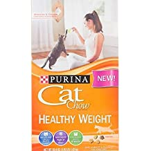 Case of Purina Healthy Weight Cat Chow (6 Total)