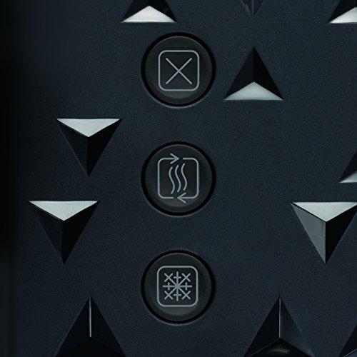 Morphy Richards 248101 Prism Four-Slice Toaster - Black