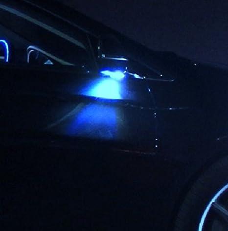 2x refleja SMD LED luces azules adecuados para Audi A4 B6 B4 B5 B8 8K 8D S4 RS4 Xenon Can-bus: Amazon.es: Coche y moto