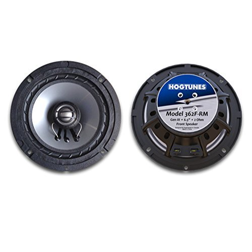 Hogtunes 362F-RM Front Speakers for 2014 and newer Harley-Da