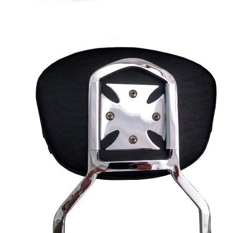 Detachable Sissybar w/ Backrest & Luggage Rack for 02+ Honda VTX1800 C F